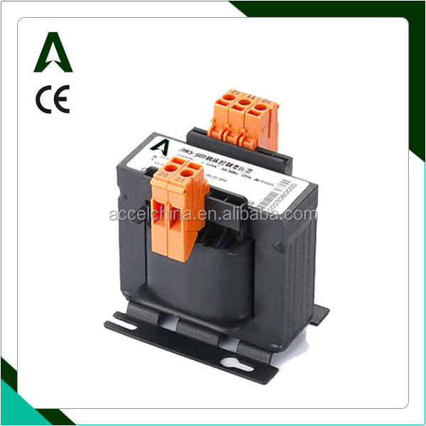JBK5 low voltage single phase 100va transformer mini electric 220v 12v transformer