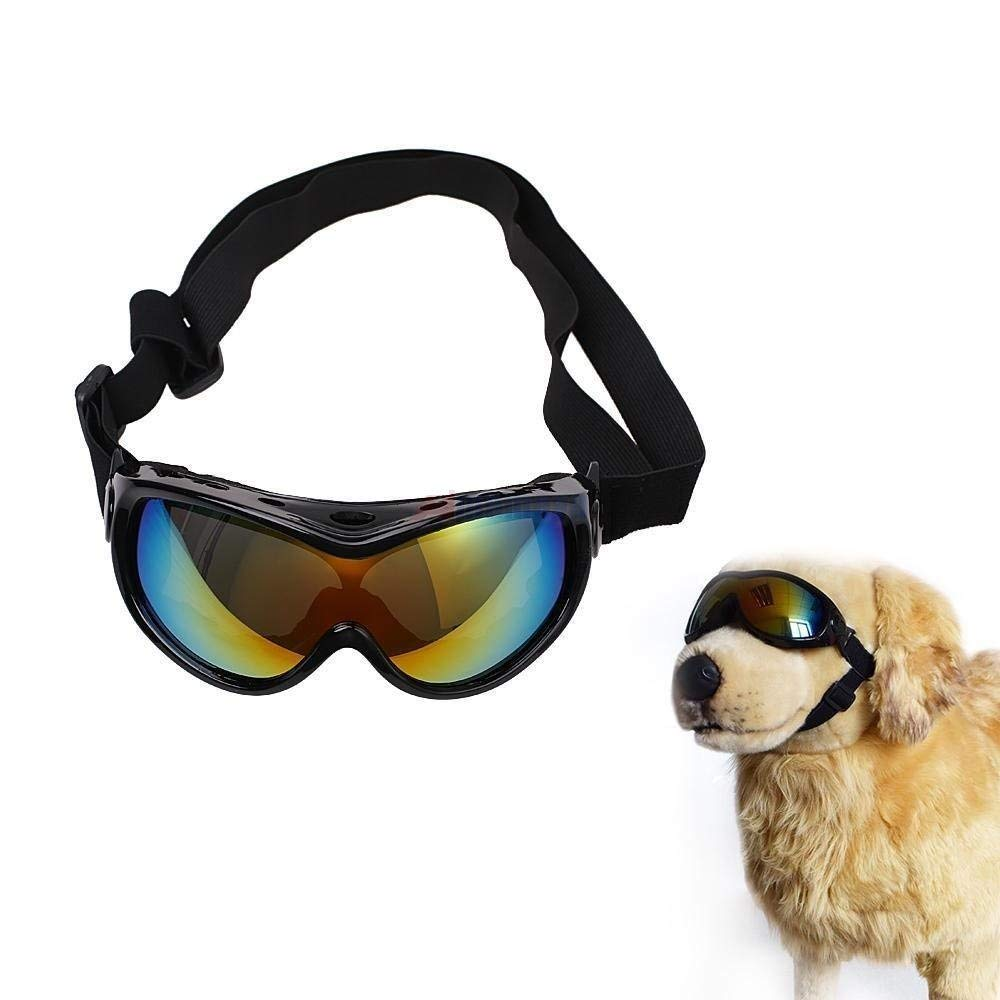 Quality In Good Safety Goggles Foldable Colorful Anti Polarized Windproof Goggles Unisex Anti Fog Sun Protective Adjustable Strap Glasses Superior