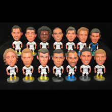 Custom Football super star Action Figure toys soccer Player Action Figure