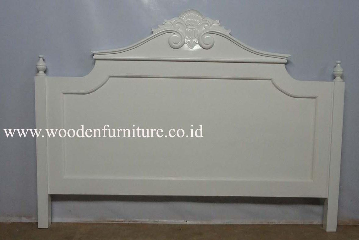 Franse stijl bed hoofd antieke hoofdeinde slaapkamer meubelen ...