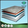 Custom thickness new coming clear pvc sheets for pack