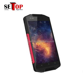 Oem 4g Smartphone 5inch Ip68 Rugged Telephone Waterproof Android 6 0 Dual Sim Phone