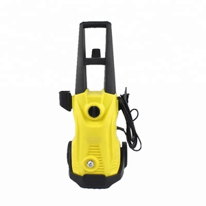 Smart Design Industrial Electric Brush Motor 1400W 100bar High Pressure Pump/Car Wash Machine/Pressure Washer