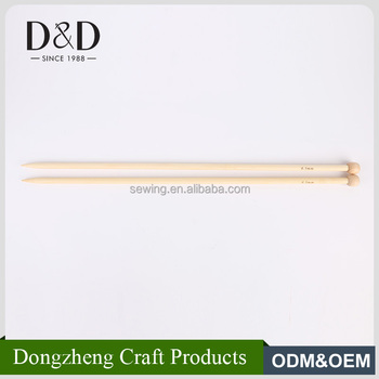 Chinese manufacture professional custom fashionable wooden crochet hook