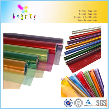 Colored Cellophane Paper Sheet - Buy Cellophane Paper Sheet ...
