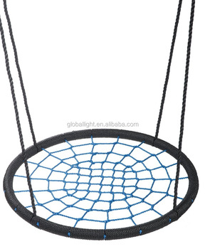 24 Diameter Children S Swing Hammock Hanging Rope Chair Porch