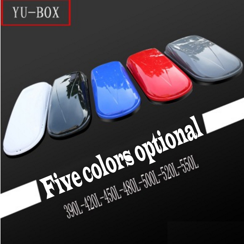 2018 Direct Factory Wholesale Durable ABS/PMMA Car Roof Carrier Box