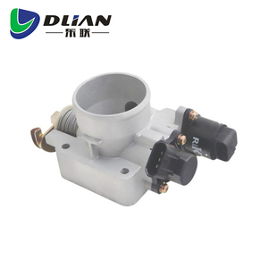 New Aluminum Mechanical Throttle Body Used For Bei Qi Wei Wang Auto