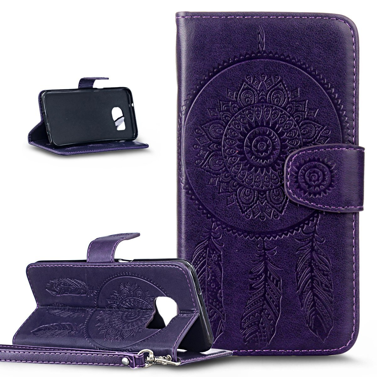 Cheap Dream Wallet Find Deals On Line At Alibabacom Steam 201 Get Quotations Galaxy S7 Edge Casewallet Case For Edgeikasus Embossing Catcher