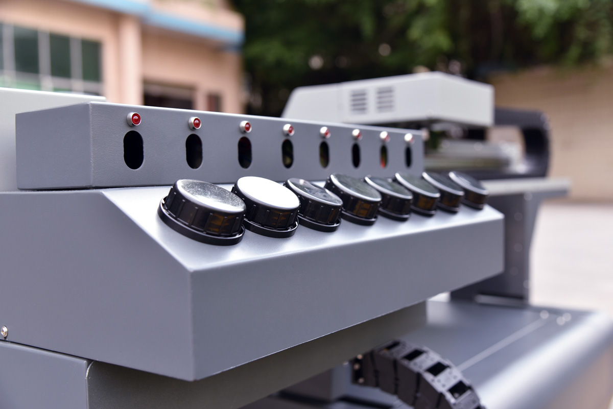 Di grande formato UV1610 digitale flatbed uv led casse del telefono della stampante 3d goffratura stampante