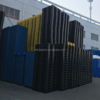 Pallet 12001200 Europe Hygienic Large Black Used Plastic Pallets For Sale