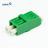 LC/APC Duplex Fiber Optic Patch Cord Adapter For LC Fiber Cable