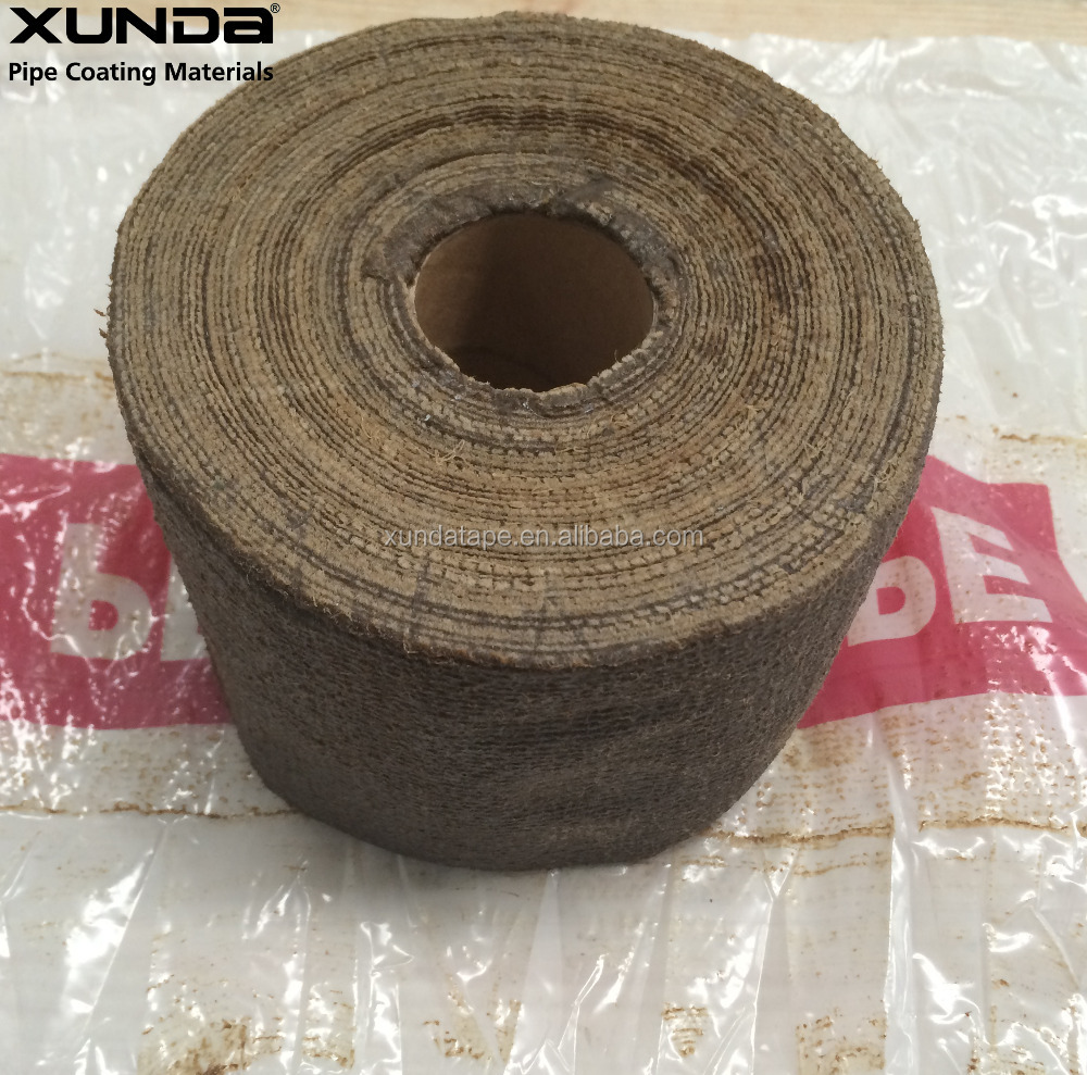anticorrosion tape with petroleum grease