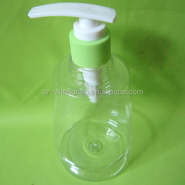 Trigger spray toilet cleaner plastic bottle for liquid packaging