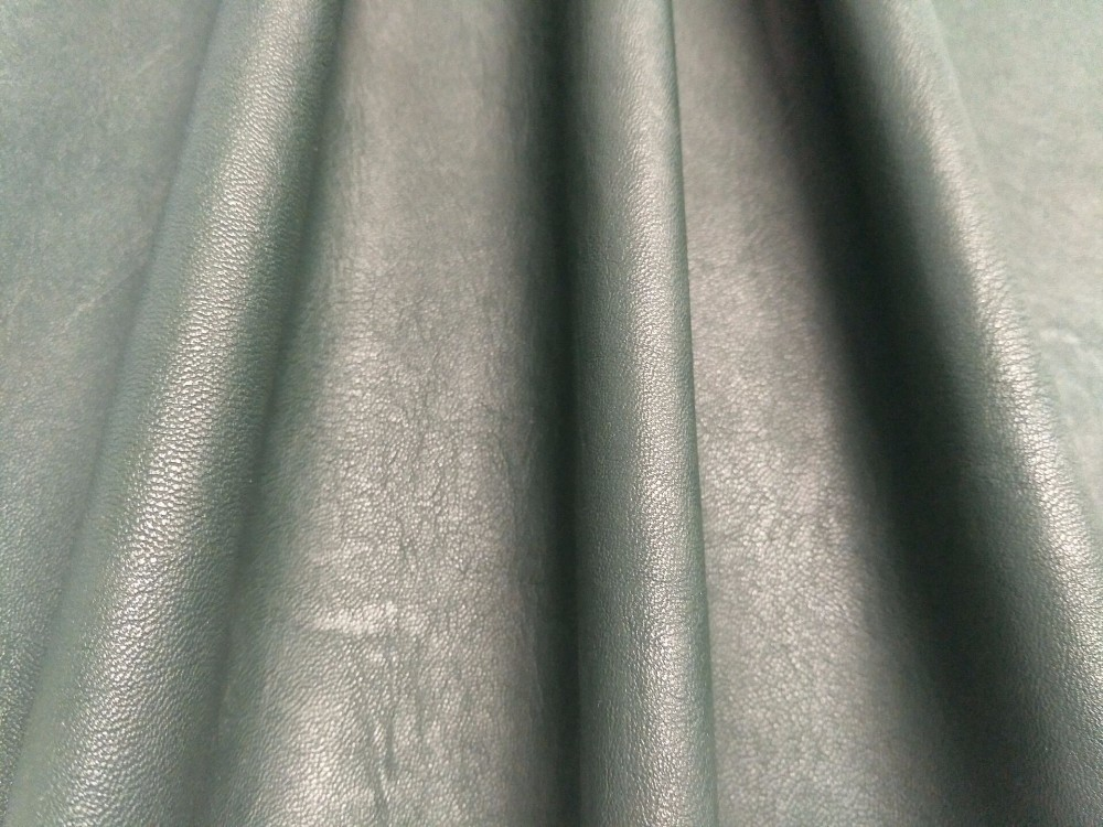 High Quality Artificial PU Synthetic Leather For Cloth
