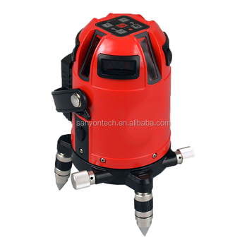 SY408 Hot sale Electronic Levelling System Multi Line Laser Level