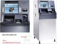 CRS ATM 2845-V,W Cash Recycling System Automated Teller Machine on sale