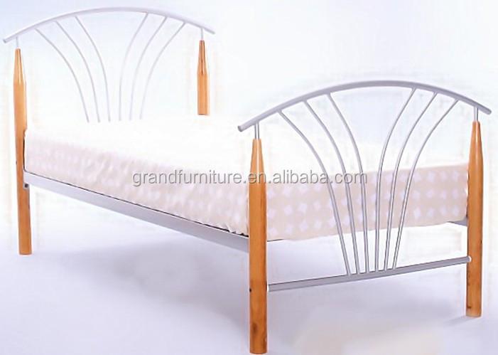 3ft enkele metalen bed frame in sterke structuur ledikant