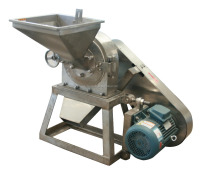 Double Win wheat flour milling machine/cassava flour milling machine