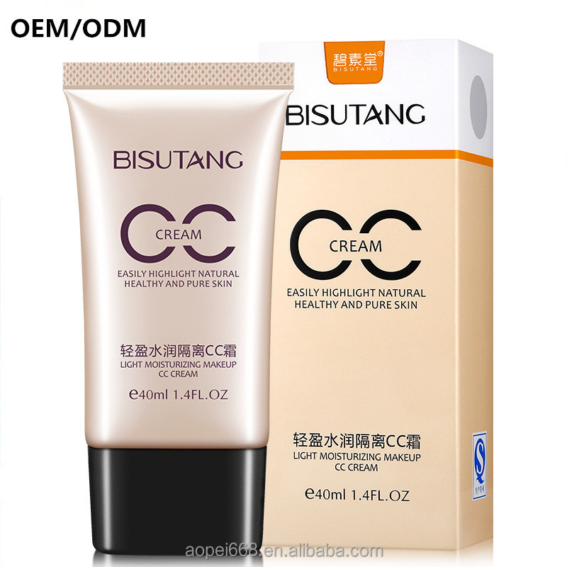 Good concealer cc cream thailand bb cream for dry skin cosmetic oem