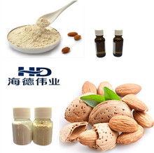 Food ingredient Food-grade almond flavor are used to season the seasoning