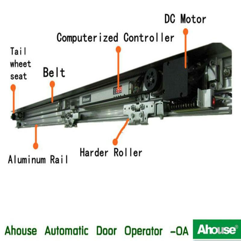 Motores puertas automaticas trendy motor krom puertas for Motor puerta automatica
