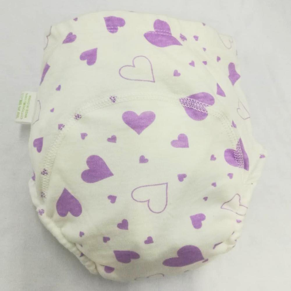 2017 Hot Selling Custom Printed Newborn Cotton Disposable Baby Diaper