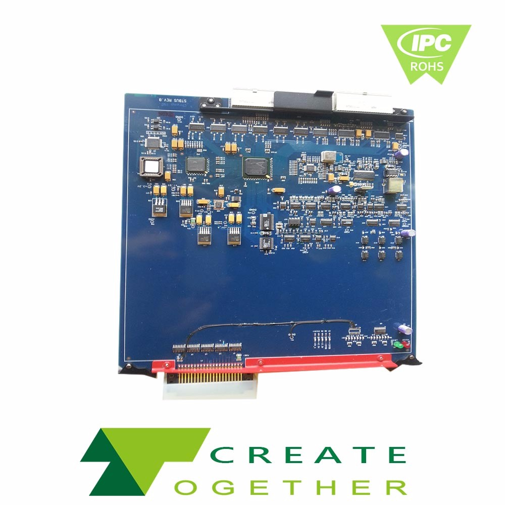 Taiwan - OEM Customized HDI RF HF board , timer circuit board