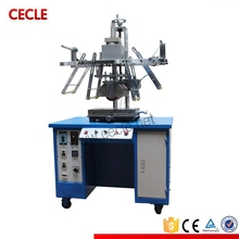 HT-300 crown roll to roll heat hot transfer printing machine