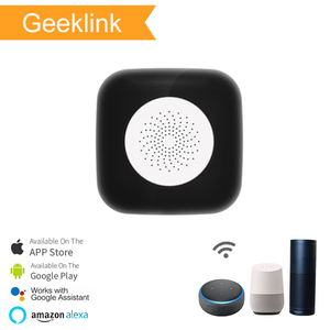 Geeklink Thinker Mini house automation smart home gateway compatible with google Home voice control assistant