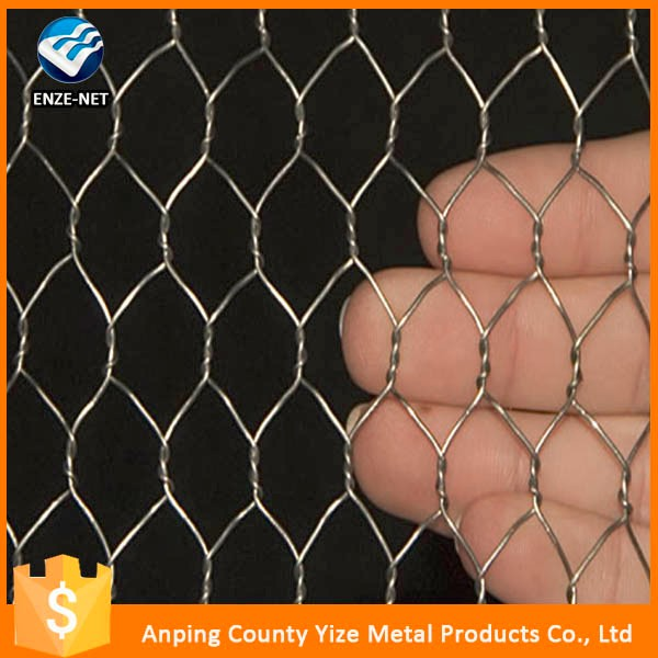 Low price hexagonal aviary fence