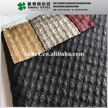 2017 Mix Pattern and Waterproof Feature pu/pvc synthetic leather fabric for coat garment