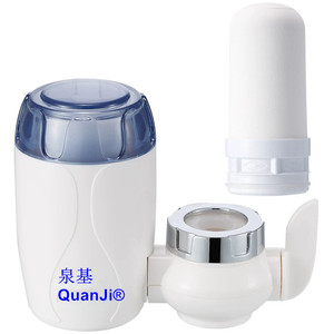 Activated carbon Ceramic Filter Tap Water Filter for Kitchen , Home Use Faucet Mounted Purifier Water Filter