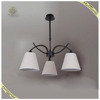 Home Indoor Lighting Fabric Shade Pendant Lights Products, Decorative Lamp Pendant Cloth