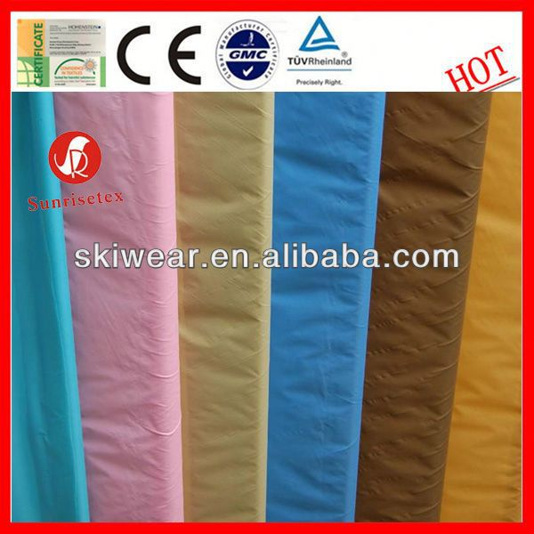 wholesale 70 nylon 30 spandex fabric in wuxi