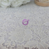 16078 Round table cloths and wedding embroidered table overlays