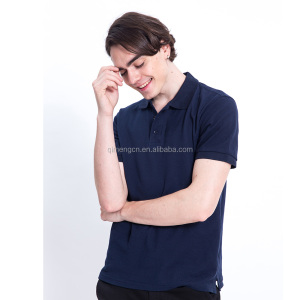Newest sale simple design golf polo shirt with individual design China sale