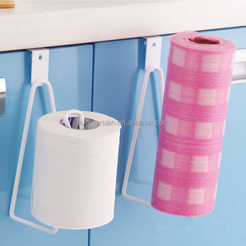 1pc Over Tank Metal Toilet Roll Holder Roll Reserve Paper Tissue ...