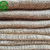 New product Multi-purpose Eco-Friendly cheap burlap jute fabric roll for decorations