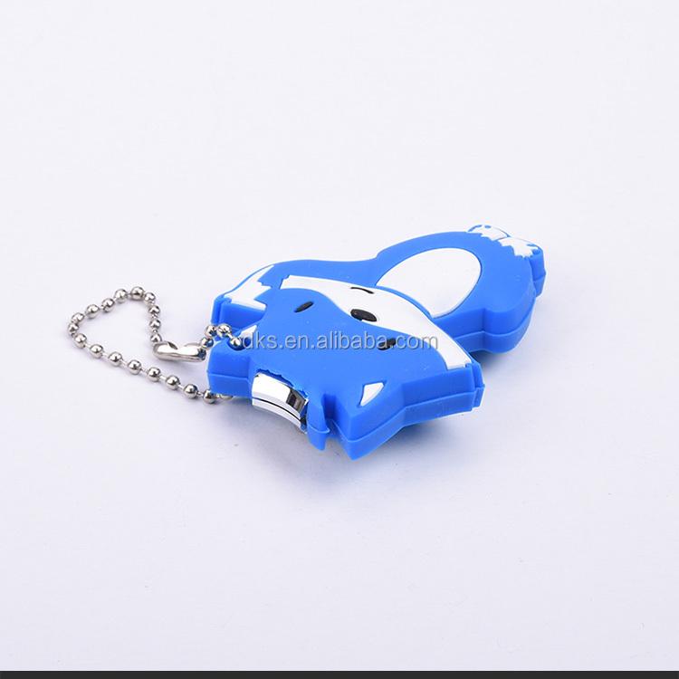 Förderung geschenk sillicon und carbon stahl nagel cutter für baby sicherheit nagel clipper
