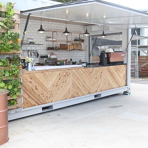 Shipping <strong>Container</strong> Cafe,Design,and Concept