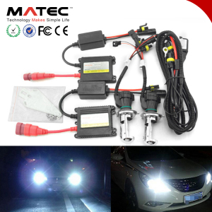Unbelievable Factory Price Xenon HID Kit Slim Canbus Digital Ballast 35w 55w 75w 100watt HID H7 H4 Xenon Lights Car