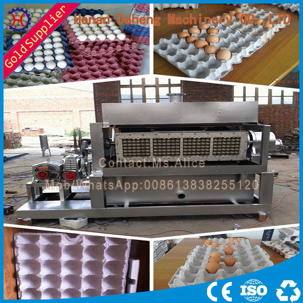 Eco-friendly Recycled Waste Paper Pulp Egg Tray Machine Paper Egg Tray Making Machine Paper Pulp Egg Tray Machine
