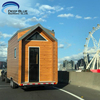 Tailer tiny homes/ modular house on wheels/movable homes