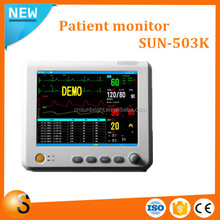 "8"" color screen vet patient monitor for small animals"