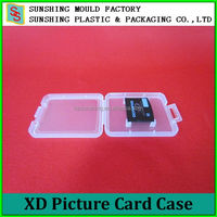 Recyclable Plastic Micro Storage Memory case