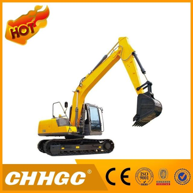 Best price mini wheel excavator with low price