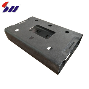 China Supplier Oem Heavy Duty Steel Portable Safety Security Hidden Depositary Car Safe With Cable