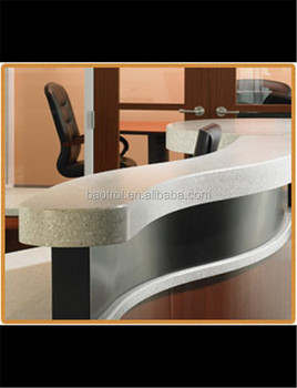 office counter desk. Customized Office Furniture Small Reception Desk Front Design Counter