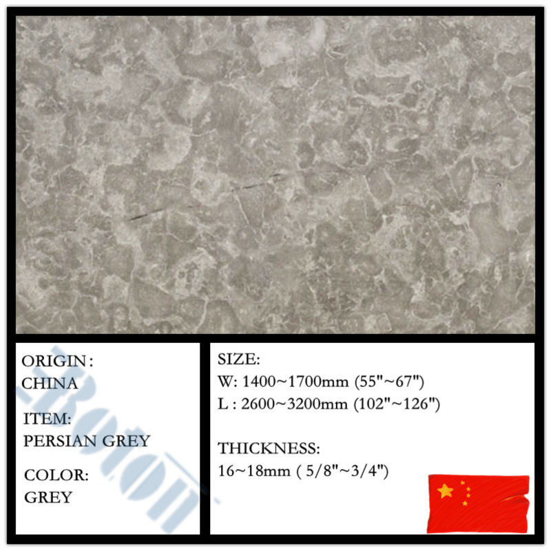 China Black Marquina Marble Table Tops